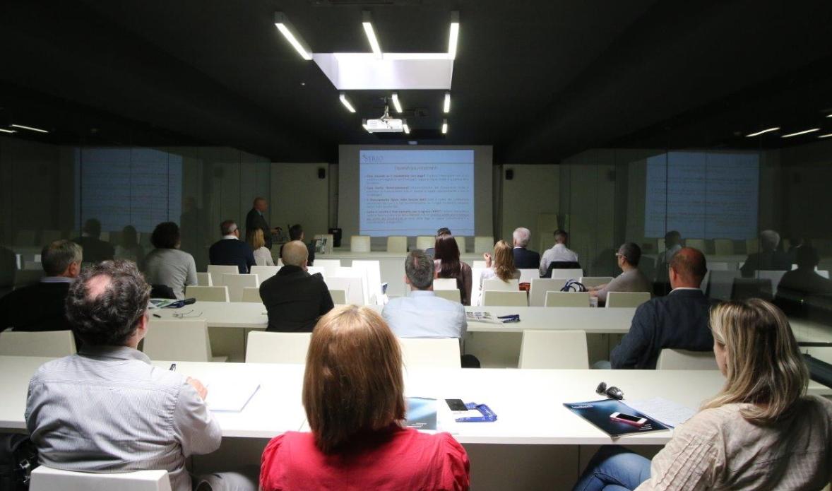 Incontro organizzato da Arno Manetti su ammodernamento e finanziamenti