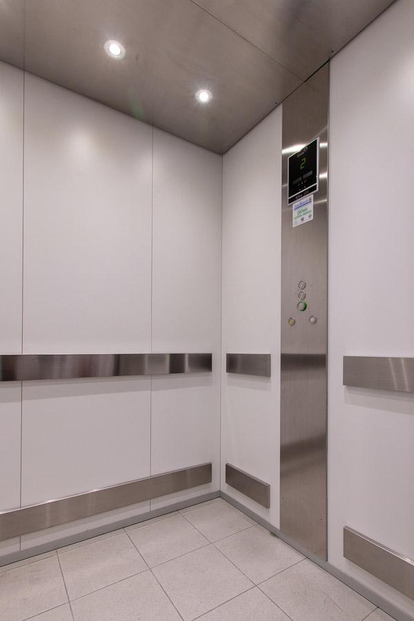 rivestimento cabina ascensore